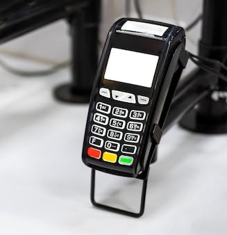 Terminal de pagamento digital Foto Premium