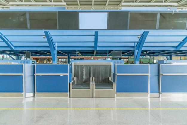Terminal do aeroporto