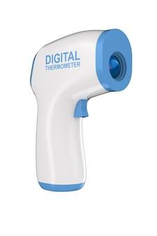 Termômetro infravermelho digital sem contato isolado