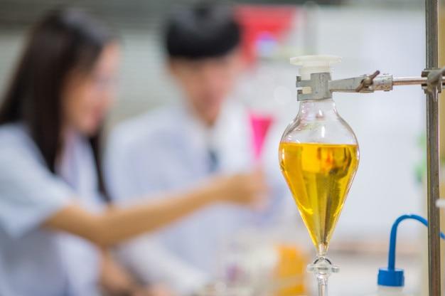 Teste de laboratório