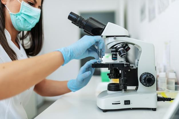 Teste e prevenção da propagação de vírus contagiosos. pandemia mundial. medidas de emergência e quarentena.