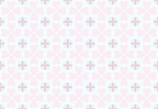 Teste padrão de flor para obras de arte