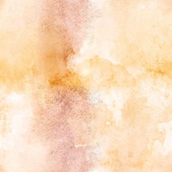Teste padrão sem emenda com mão da aguarela fundo abstrato pintado.