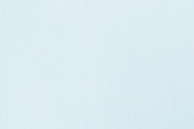 Têxtil de veludo cotelê azul pastel texturizado