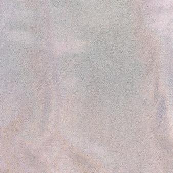 Têxtil holográfico em branco com textura