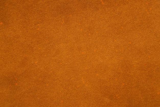 Textura abstrata de couro marrom natural