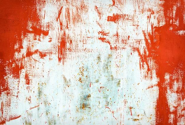 Textura abstrata de fundo de metal enferrujado antigo