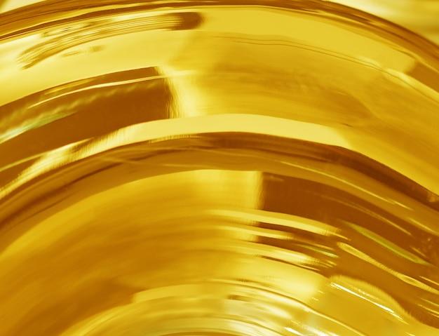Textura abstrata de fundo dourado