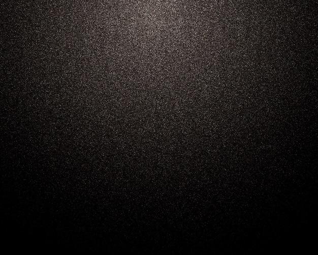 Textura abstrata de glitter preto
