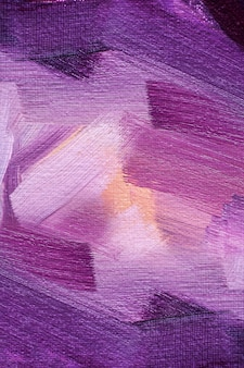 Textura abstrata de tinta a óleo sobre tela, plano de fundo