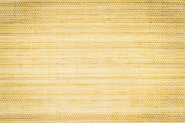 Textura abstrata e superfície de palha e tecido