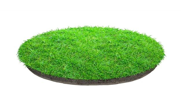 Textura abstrata grama verde