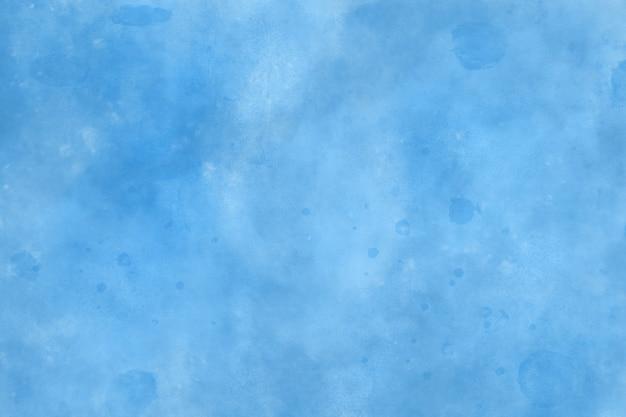 Textura aquarela azul
