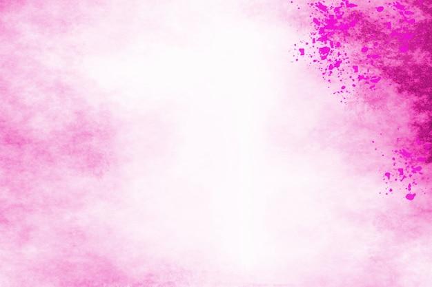 Textura aquarela rosa abstrato