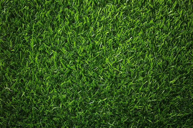 Textura artificial de grama verde para o fundo