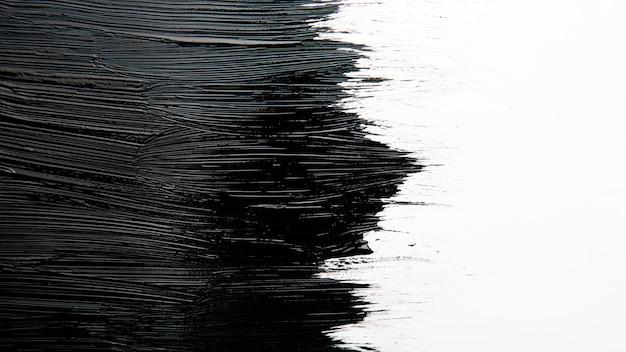 Textura artística de pincelada de tinta