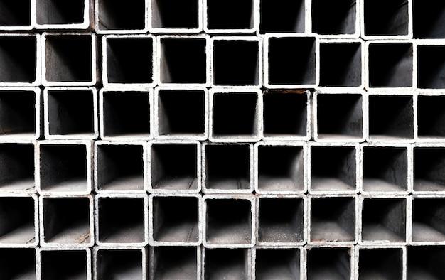 Textura áspera da superfície metálica Foto Premium