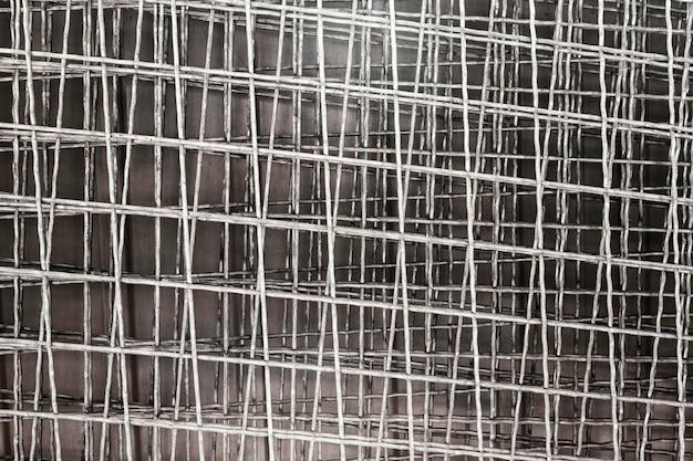 Textura áspera da superfície metálica Foto gratuita