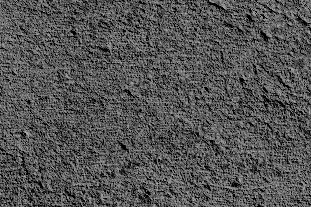 Textura áspera do emplastro