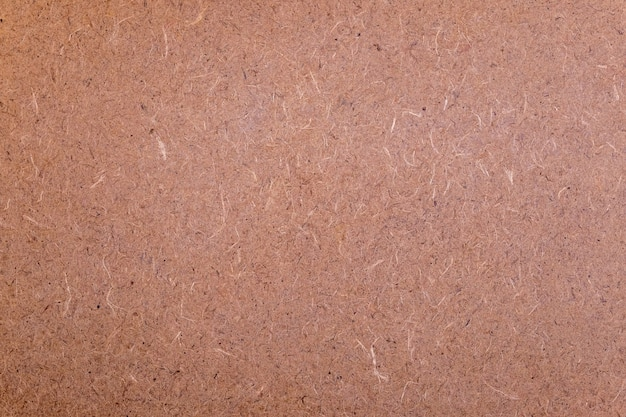 Textura áspera velha do papel marrom. close-up, vista