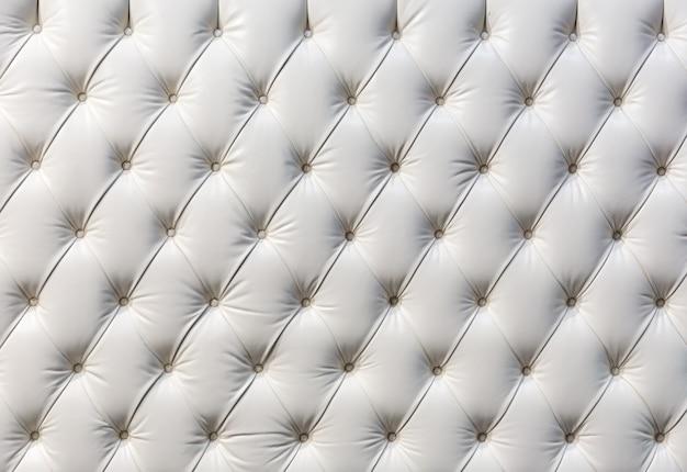 Textura branca abotoada