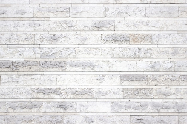 Textura brilhante de blocos de pedra, interior branco como pano de fundo