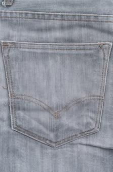 Textura cinza jeans