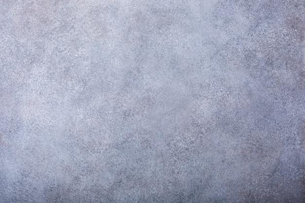 Textura cinzenta do fundo da pedra concreta. horizontal. copie o espaço.