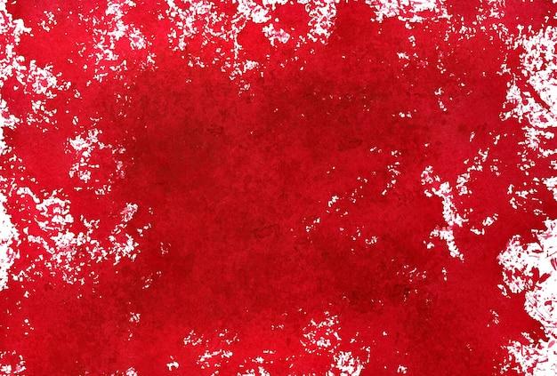Textura com manchas vermelhas. fundo abstrato do grunge. ilustração raster