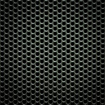 Textura da grelha do alto-falante para o fundo