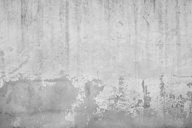 Textura da parede com manchas brancas