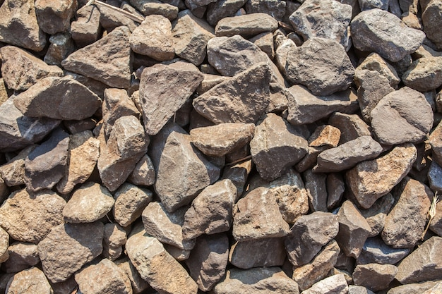 Textura da parede de pedra