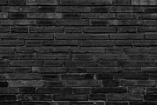 Textura da parede preta do fundo grande.