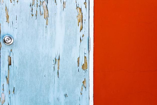 Textura da porta velha