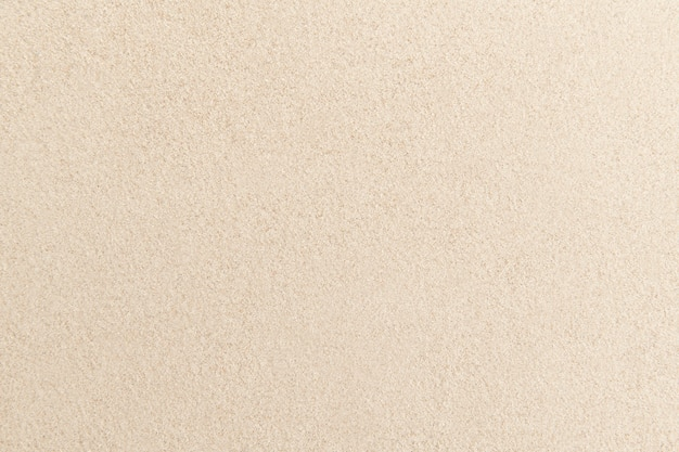 Textura da superfície da areia, fundo bege, conceito zen e paz