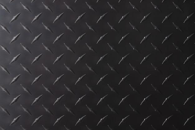 Textura de aço áspera com padrão ondulado