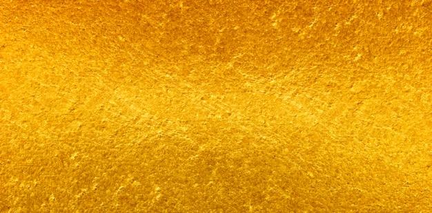 Textura de aço metal polido ouro