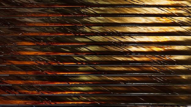 Textura de aço polido de fundo metálico