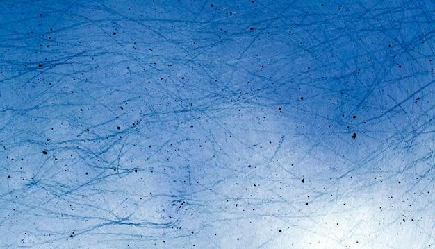 Textura de aflição grunge preto e azul