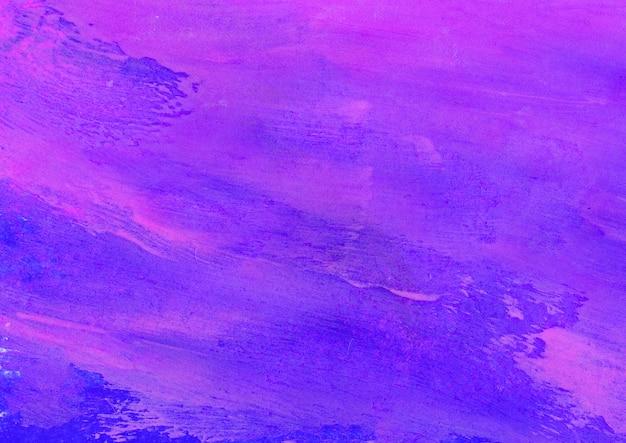 Textura de aquarela roxa