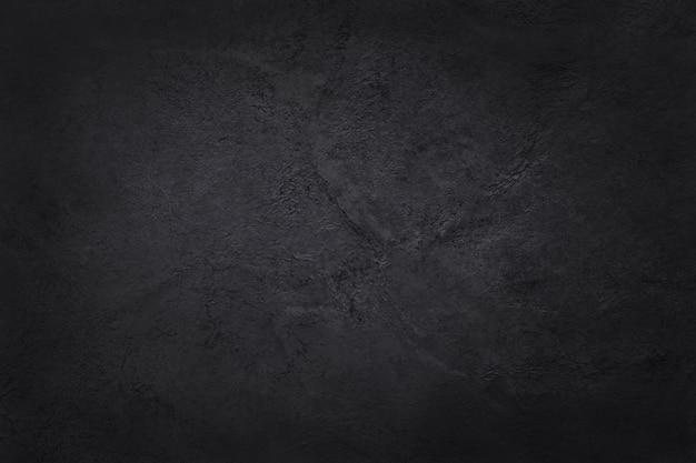 Textura de ardósia preta cinza escura com alta resolução, plano de fundo de parede de pedra preta natural.