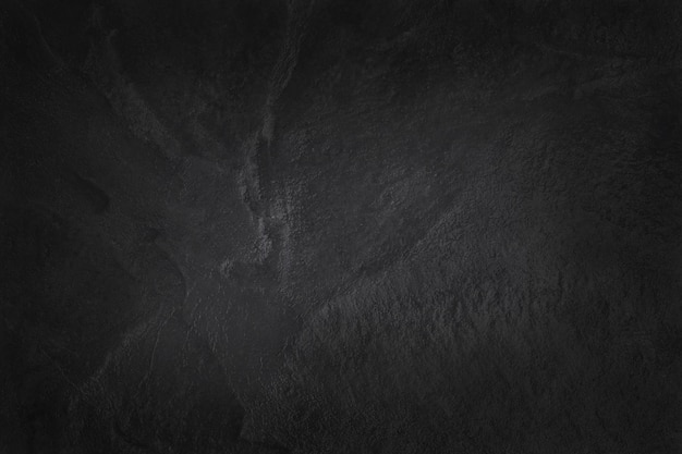 Textura de ardósia preta cinza escuro em padrão natural com alta resolução para obras de arte de plano de fundo e design. parede de pedra preta.