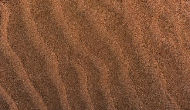 Textura de areia, duna