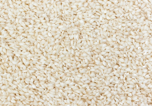 Textura de arroz risoto