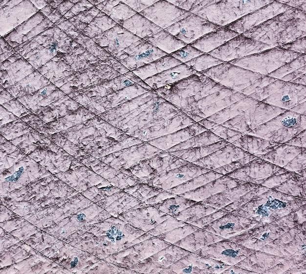 Textura de árvore de madeira pintada com linhas de corda