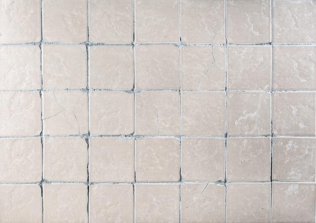 Textura de azulejos antigos