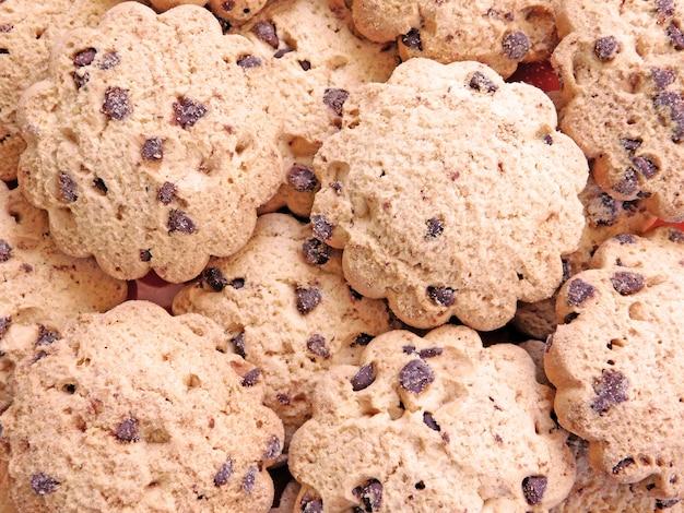 Textura de biscoito