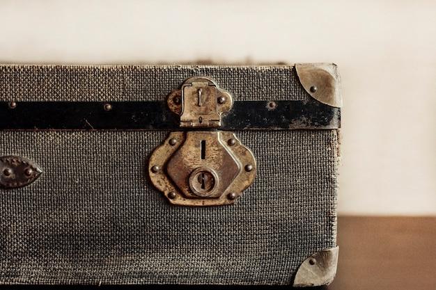 Textura de caixa de madeira