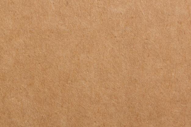 Textura de caixa de papel de placa marrom