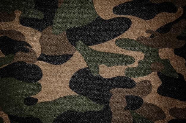 Textura de camuflagem